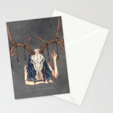 Long live the dead - Dear Stationery Cards