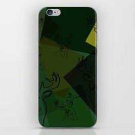 Buck Collage iPhone Skin