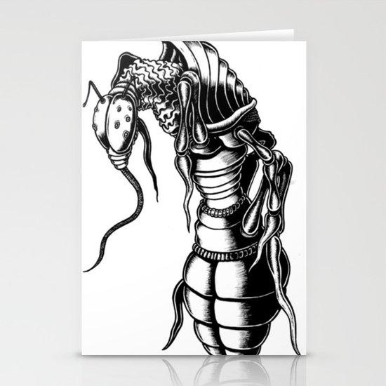 Aardvark Ant Stationery Cards