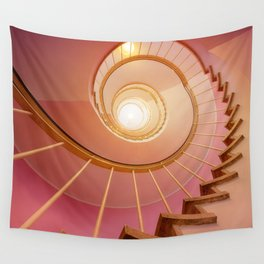 Step Up Wall Tapestry