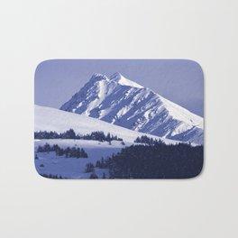 Back-Country Skiing - 8 Bath Mat