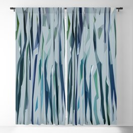 Trees at King Sterndale Blackout Curtain