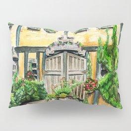 Bad Manor Pillow Sham
