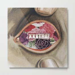 XXXTRA! Metal Print