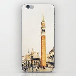 la Piazza iPhone Skin