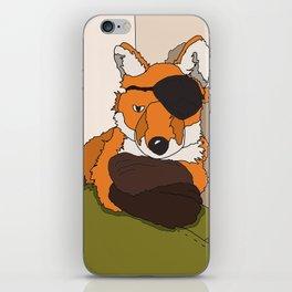 FOXEYE iPhone Skin