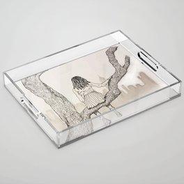 Climb Acrylic Tray