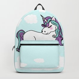 Kawaii unicorn Backpack