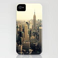 Empire State Building Slim Case iPhone (4, 4s)
