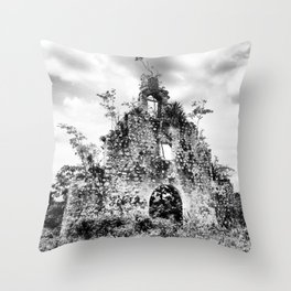 From here to Antiquity Throw Pillow