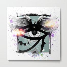 All Seeing Eye Metal Print