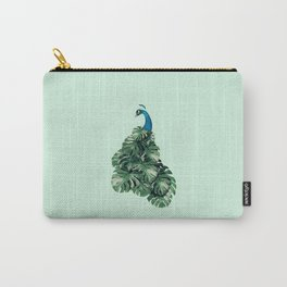 MONSTERA BIRD Carry-All Pouch