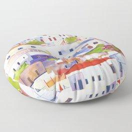 Lindos Floor Pillow