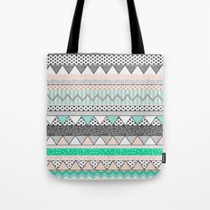 CHEVRON MOTIF Tote Bag