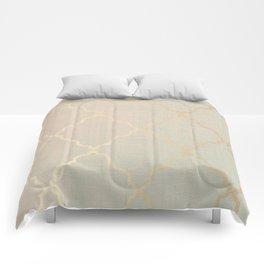CamVas BEIGE Comforters