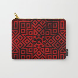Chaos Communism - Detailed Design Carry-All Pouch
