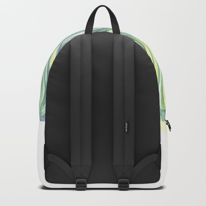 The Thaw Begins Backpack