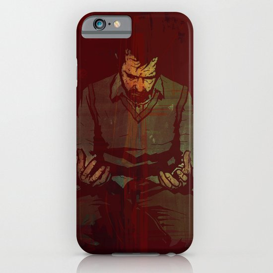 Out Of Range iPhone & iPod Case