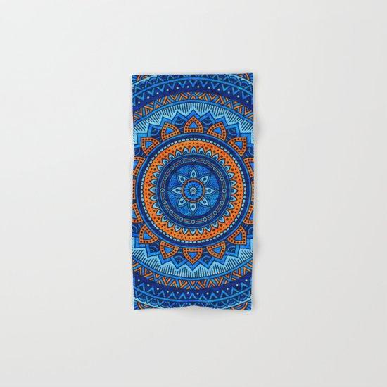 Hippie mandala 36 Hand & Bath Towel