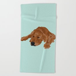Bursley Beach Towel