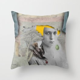 The happy prince Throw Pillow