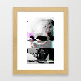 Dea Framed Art Print
