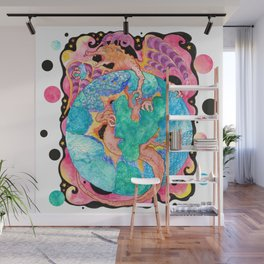 The Planet Eater Wall Mural