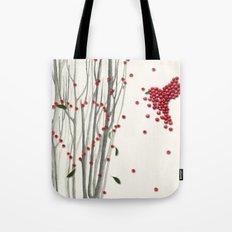 Valentine Heart Tote Bag