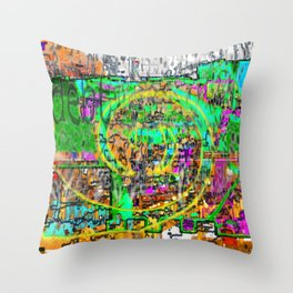 Certain Things ALWAYS Get Me In Trouble [A Brand New Experiment Series] Throw Pillow