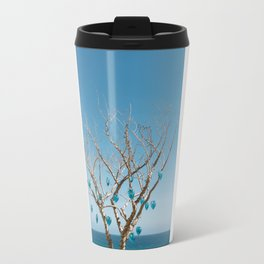 Cabo Glass Hearts II Travel Mug