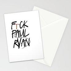 F(IUD)ck Paul Ryan Stationery Cards