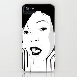 Oil of Saints iPhone Case
