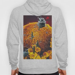 Journey to my own center  Hoody