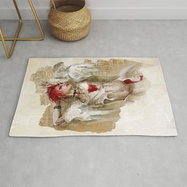Emilie Autumn | Artwork Rug