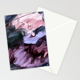 abstract painting VII Stationery Cards