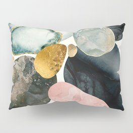 Pebble Abstract Pillow Sham