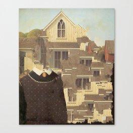 American Gothix Canvas Print