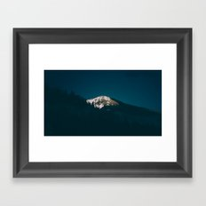 North Cascades Framed Art Print