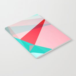 FRACTION - Abstract Graphic Iphone Case Notebook