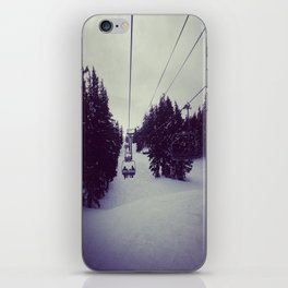 Mt. Bachelor  iPhone Skin