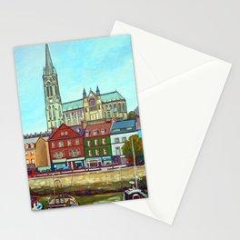 Ireland City Stationery Cards