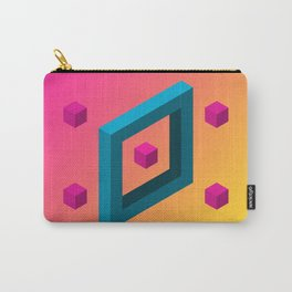 Congruent Transformation Carry-All Pouch