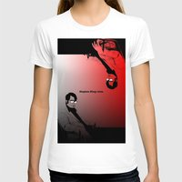 stephen king T-shirts featuring Stephen King Rules by Hazel Bellhop