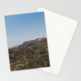 Hollywood Hills Stationery Cards
