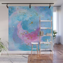 In between Galaxies Wall Mural
