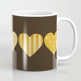 Chocolate Hearts Coffee Mug