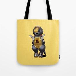 Barneybot Tote Bag