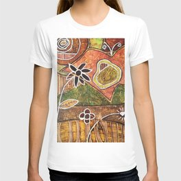 EL SOL Y LA FLOR T-shirt