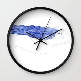 Nereid XLIX Wall Clock
