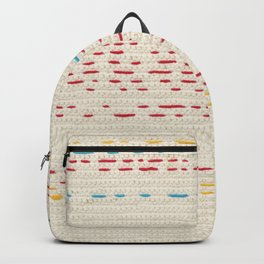Yarns - Between the lines Backpack